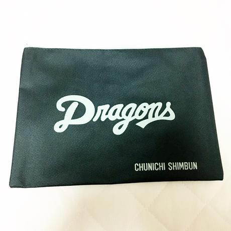 ☆即購入NG☆中日ドラゴンズ ファスナーポーチ☆未使用品☆ グッズの画像