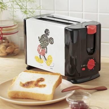 ☆即購入NG☆着払い☆新品未開封☆ミッキーポップアップ トースター ディズニーグッズの画像