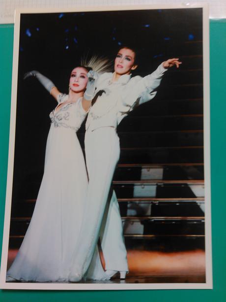 90年代花組 プロマイド グッズの画像