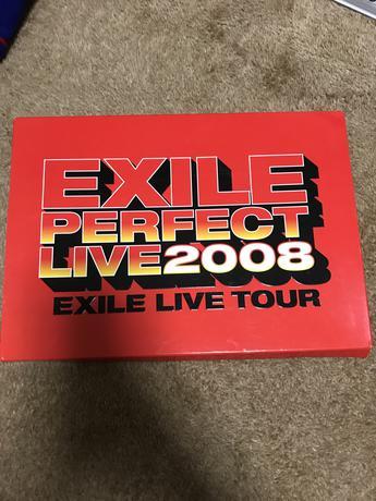 EXILE パンフレット ライブグッズの画像