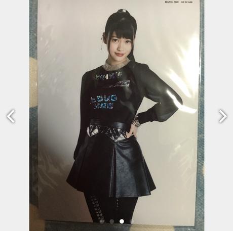 ☆即購入NG☆SKE48 東李苑 生写真 チキンLINE 初回盤封入 ライブグッズの画像