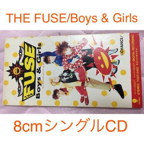 ☆即購入NG☆THE FUSE / Boys & Girls CD ライブグッズの画像
