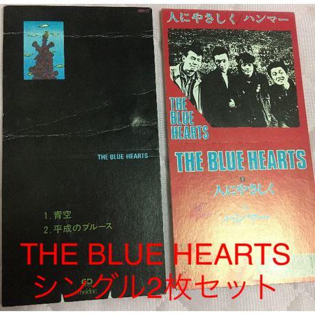 ☆即購入NG☆ザ  ブルーハーツ 8cmCD 2枚セット ライブグッズの画像