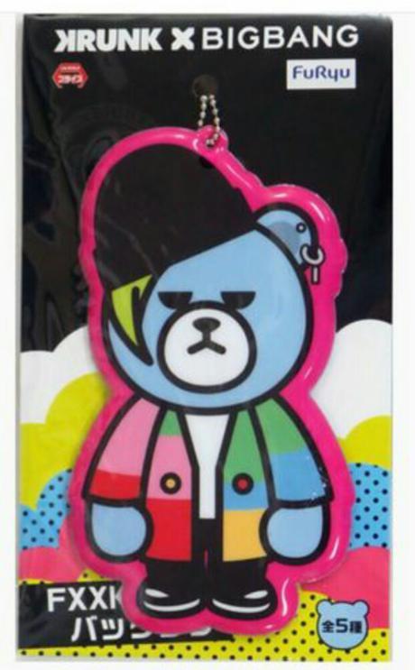 BIGBANG非売品バッグタグ Gーdragonジヨン ライブグッズの画像