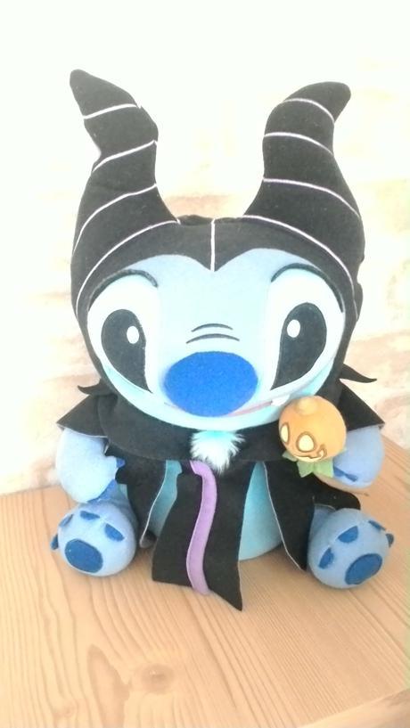 リロ&スティッチ★一番くじ★ハロウィンペーパーホルダー ディズニーグッズの画像