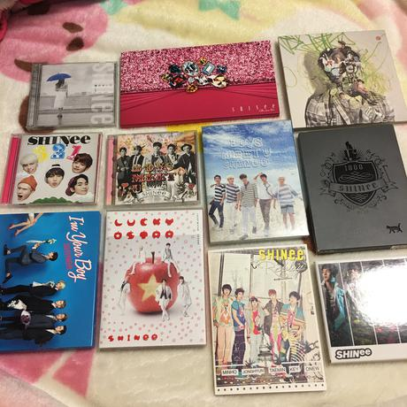 SHINee CDセット ライブグッズの画像