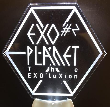 EXO ペンライト ライブグッズの画像