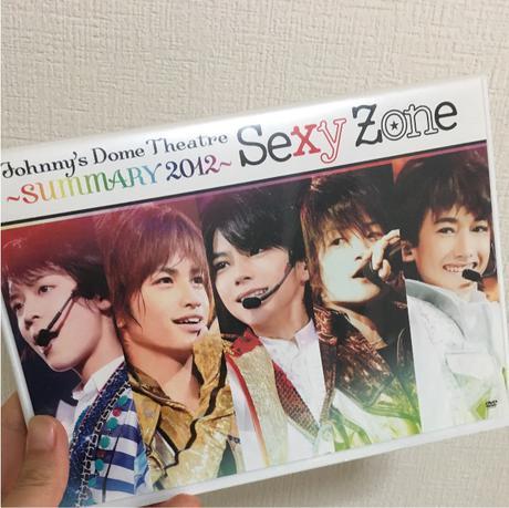 SUMMARY2012 コンサートグッズの画像
