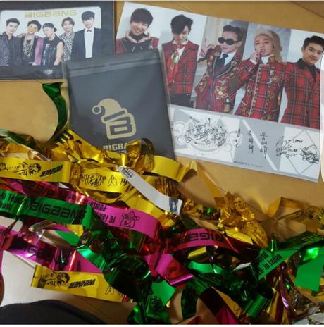 BIGBANG VIP特典 コンサートテープ ライブグッズの画像