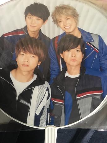 ジャニーズカウントダウンコンサート 2015-2016 NEWS うちわ コンサートグッズの画像