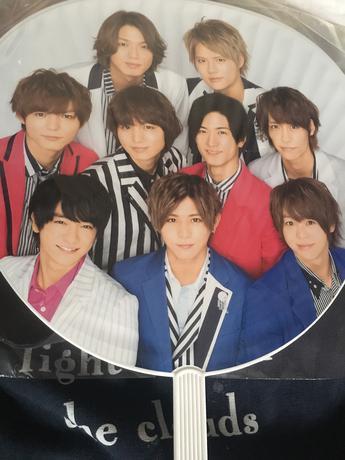 ジャニーズカウントダウンコンサート2015-2016 Hey!Say!JUMうち コンサートグッズの画像