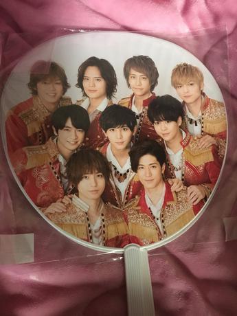 ジャニーズカウントダウンコンサート2016-2017 Hey!Say!JUMうち コンサートグッズの画像