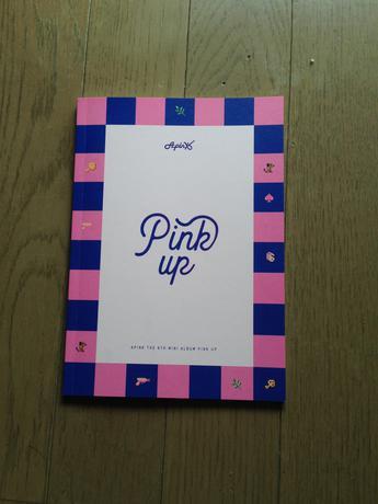 送料無料/apink/pink upブックレットのみ ライブグッズの画像