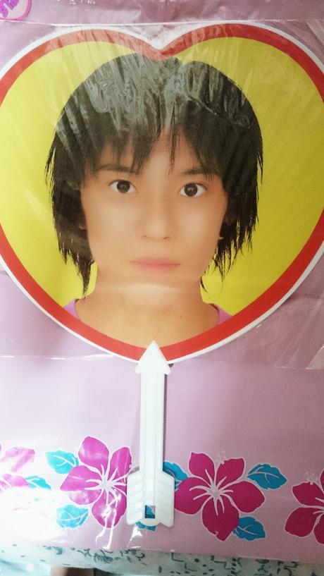 最終値下げ 関ジャニ∞ 関西Jr. 渋谷すばる ジャニーズJr. うちわ リサイタルグッズの画像