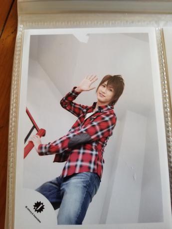 藤井流星公式写真 コンサートグッズの画像