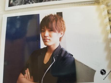 重岡大毅 コンサートグッズの画像