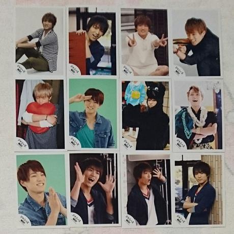 ジャニーズWEST 公式写真④(神山/濵田) コンサートグッズの画像