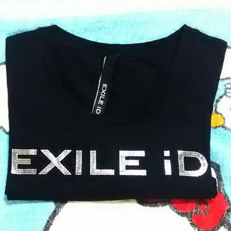 EXILE ID  半袖  Tシャツ  カットソー ライブグッズの画像