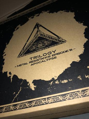 TRILOGY-METAL RESISTANCE EPISODEIII- ライブグッズの画像
