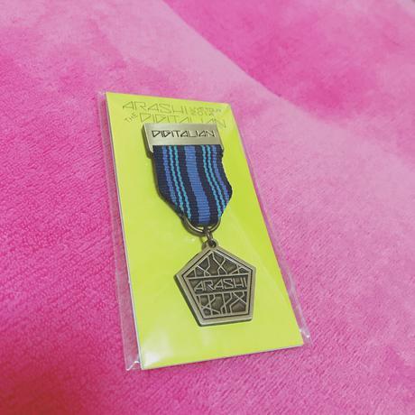 限定メダル 大野智 コンサートグッズの画像