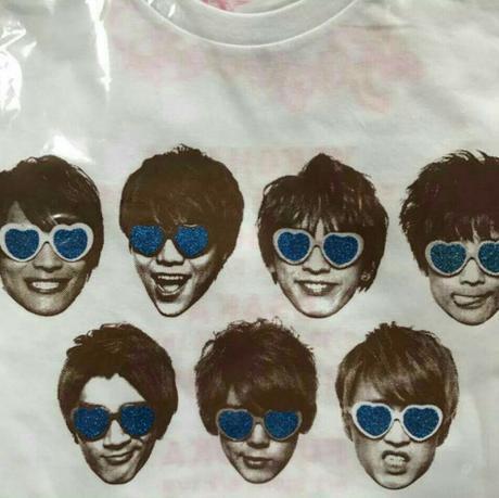 【未開封】ジャニーズWEST パリピポ Tシャツ コンサートグッズの画像