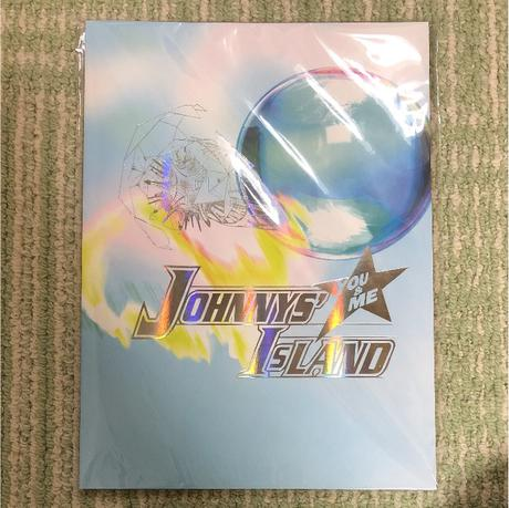 Johnny's You and Me ISLAND パンフレット コンサートグッズの画像