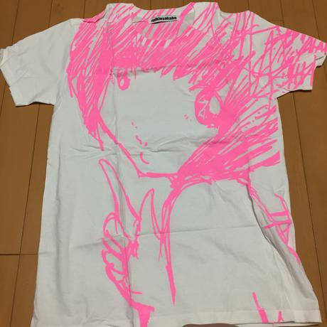 【新品】でんぱ組 最上もが 愛まT ピンク ライブグッズの画像