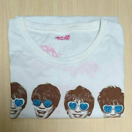 【未使用】ジャニーズWEST パリピポ Tシャツ コンサートグッズの画像