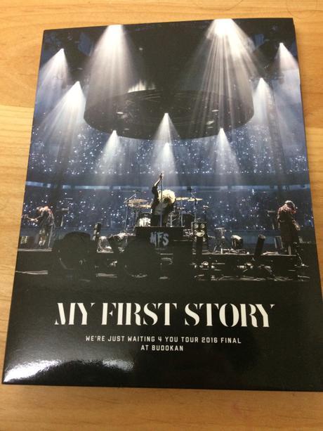 My First Story武道館  DVD ライブグッズの画像