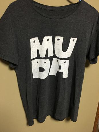 SAKEROCK(星野源) MUDA Tシャツ ライブグッズの画像