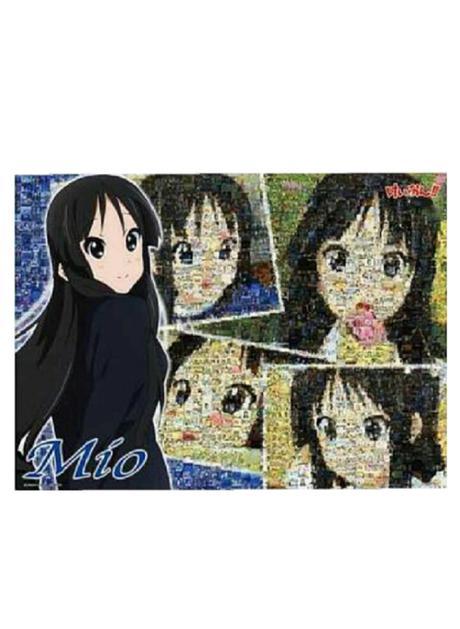 けいおん!!  澪  MIO  ジグソーパズル グッズの画像