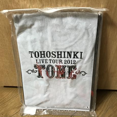 東方神起 TONE Tシャツ Sサイズ グッズの画像