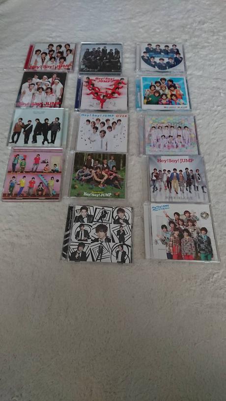 Hey! Say! JUMP CD コンサートグッズの画像