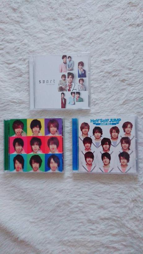 Hey! Say! JUMP アルバム コンサートグッズの画像