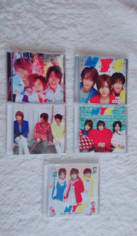 NYC CD コンサートグッズの画像