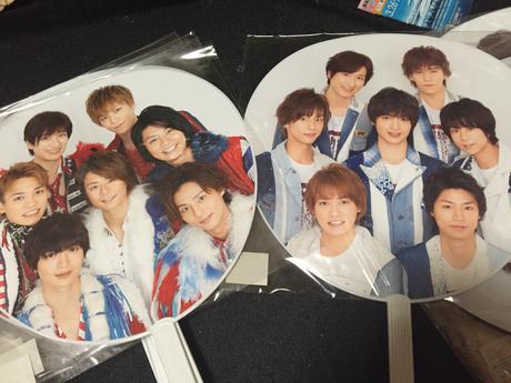 Kis-My-Ft2 カウントダウン 2015-2016、2016-2017 コンサートグッズの画像