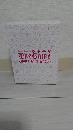 The Game Boy's Film show グッズの画像