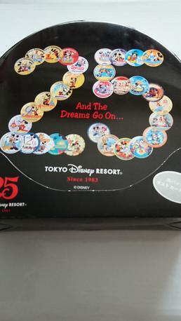 ポストカード ディズニーグッズの画像