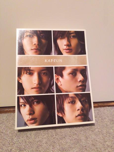 KAT-TUN  Real Face コンサートグッズの画像