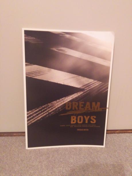 2009 DREAMBOYSパンフレット リサイタルグッズの画像