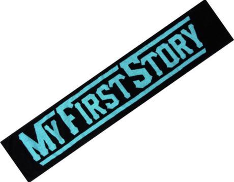 MYFIRSTSTORY マフラータオル ライブグッズの画像