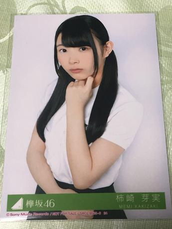 欅坂46『風に吹かれても』特典生写真 柿崎芽実 ライブ・握手会グッズの画像