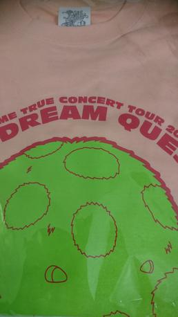 DREAMS COME TRUE  2017/2018 大阪公演限定Tシャツ ライブグッズの画像