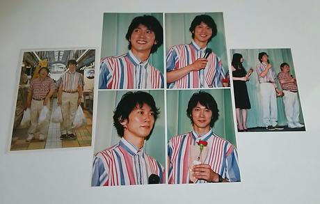 佐々木蔵之介さん  間宮兄弟 写真5枚と未開封ポストカード グッズの画像