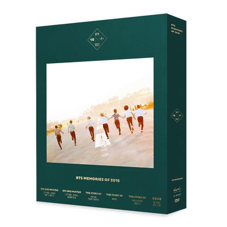 BTS MEMORIES OF 2016(タワレコ) ライブグッズの画像