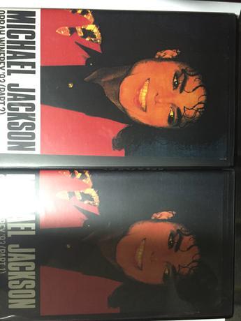 マイケルジャクソン♪レアオプラウィンフリー'93 ライブグッズの画像