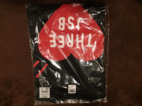 三代目ドーム限定Tシャツ第2弾サイズL グッズの画像