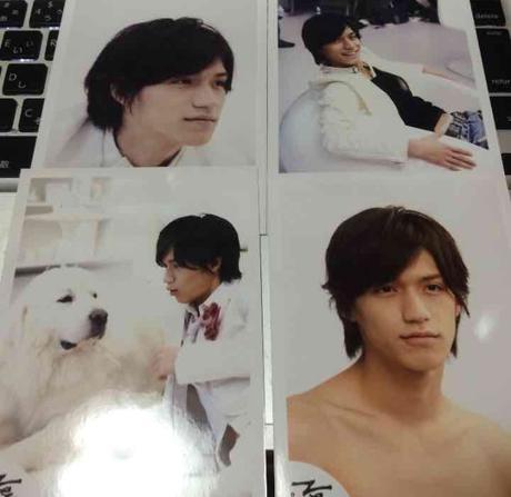 関ジャニ∞ NEWS 錦戸亮 公式 ブロマイド 写真 リサイタルグッズの画像