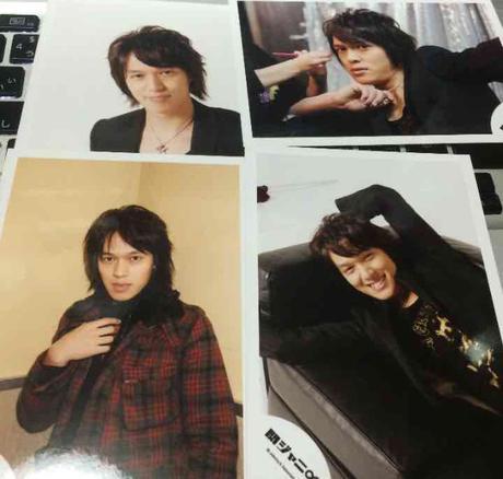 関ジャニ∞ エイト 丸山隆平 2007 コンサート ブロマイド 写真 リサイタルグッズの画像