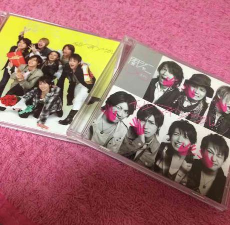 関ジャニ∞ エイト イッツマイソウル 初回通常 CD リサイタルグッズの画像